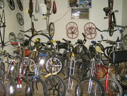 Old Sckool BMX Collecting