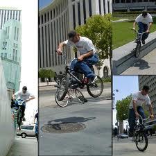 BMX Street Riding