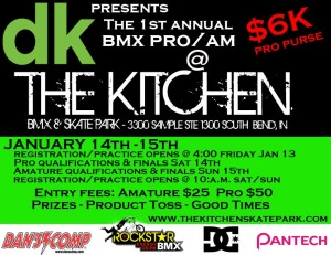 The Kitchen Pro-Am Poster